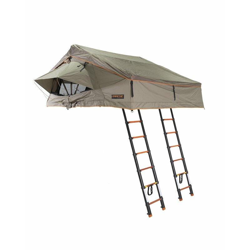 Abenteuertechnik | Darche Hi View 2200 | Camping- and ...