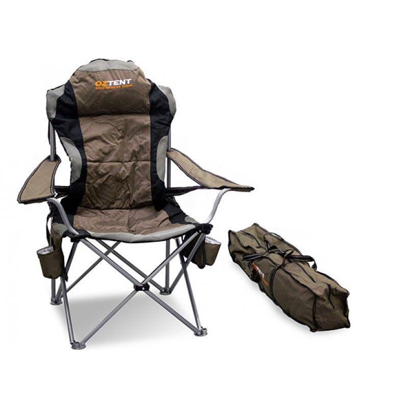 Lawn Chair 40 Oz: Oztent King Goanna Chair